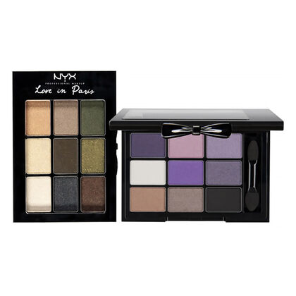 Love In Paris Eyeshadow Palette