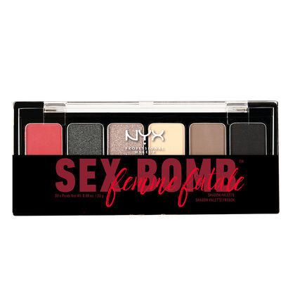 The Sex Bomb Shadow Palette