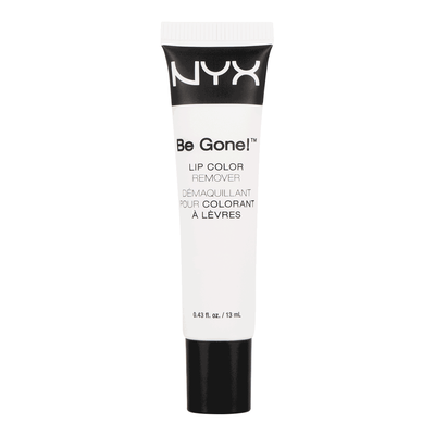 Be Gone! Lip Color Remover