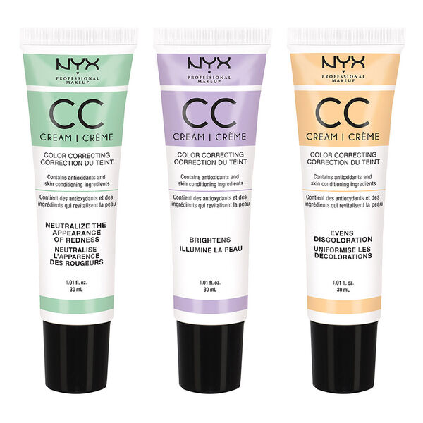 Color Correcting Cream Nyx Professional Makeup