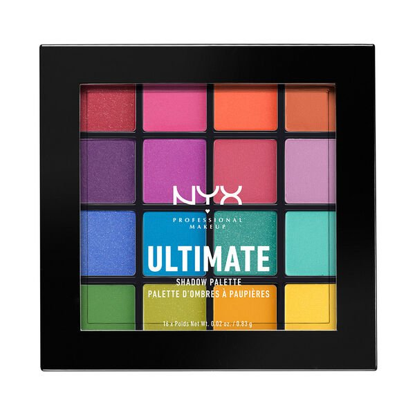 Bilderesultat for nyx ultimate eyeshadow palette