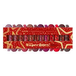 Gimme Super Stars! Matte Lip Vault