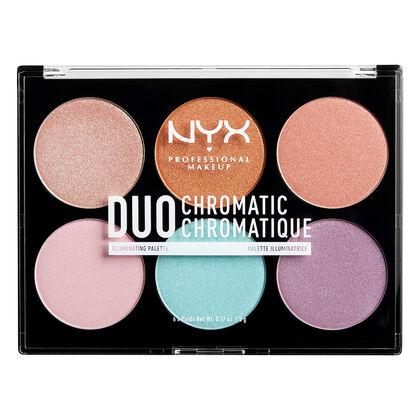 Duo Chromatic Illuminating Palette