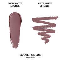 Suede Matte Lip Kit - Lavender & Lace