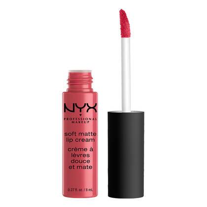 Soft Matte Lip Cream Nyx Professional Makeup