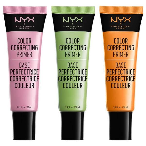 Color Correcting Liquid Primer Nyx Professional Makeup
