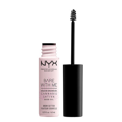 Bare With Me Cannabis Sativa Seed Oil Brow Setter by Nyx Cosmetics