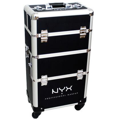 4 Tier Makeup Artist Train Case | NYX Professional Makeup