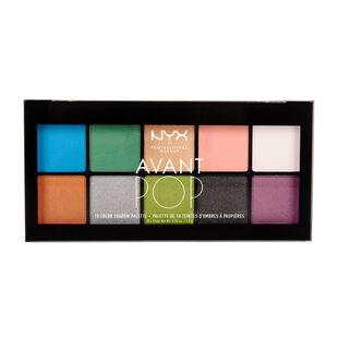 Avant Pop Shadow Palette Nyx Professional Makeup