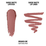 Suede Matte Lip Kit - Brunch Me