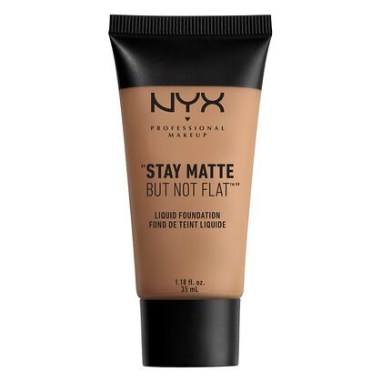 Stay Matte But Not Flat Liquid Foundation