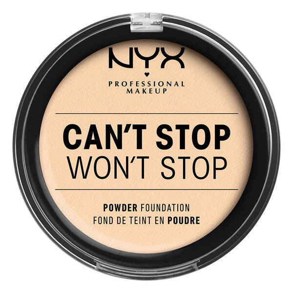 Can t Stop Won t Stop Powder Foundation  e7926e4f6d375