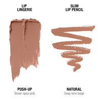 Lip Lingerie Lippie Duo - Push-Up & Natural