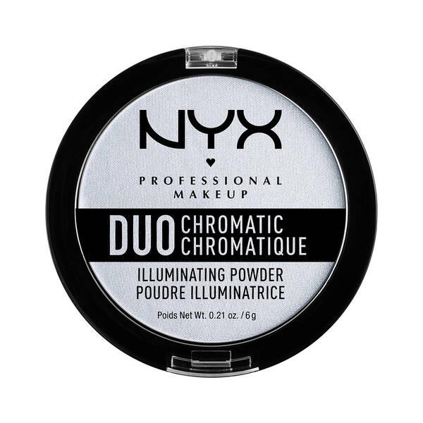 Duo Chromatic Illuminating Powder Nyx Professional Makeup