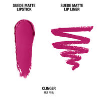 Suede Matte Lip Kit - Clinger