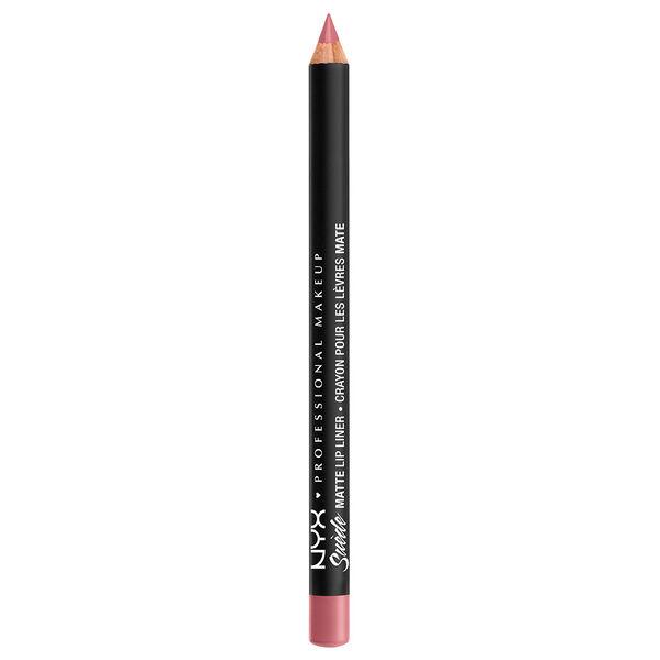 Suede Matte Lip Liner Nyx Professional Makeup