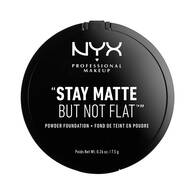 Stay Matte But Not Flat Powder Foundation