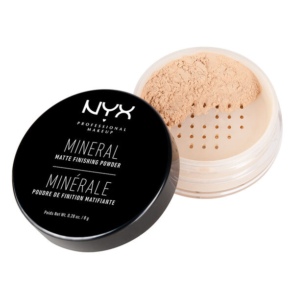 Mineral Finishing Powder Nyx Professional Makeup