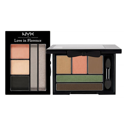 Love In Florence Eyeshadow Palette