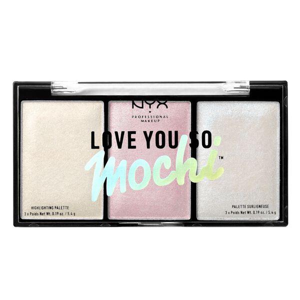 NYX Cosmetics Love You So Mochi ...