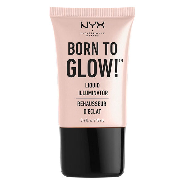 Image result for nyx born to glow liquid illuminator