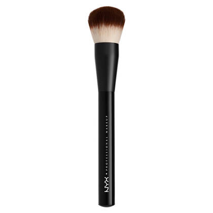 pro multipurpose buffing brush  nyx professional makeup
