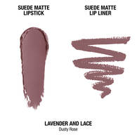 Suede Matte Lip Kit - Lavender & Lace