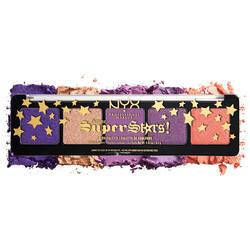 Gimme Super Stars! Color Palette