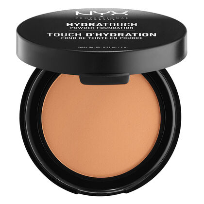 Image result for nyx hydra touch powder foundation