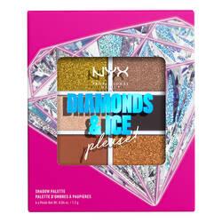 Diamonds & Ice, Please 6-Pan Shadow Palette