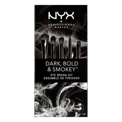 Dark, Bold & Smokey Eye Brush Set