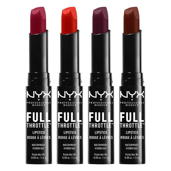 Nyx professional make up matte lipstick отзывы