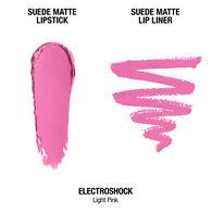 Suede Matte Lippie Duo - Electroshock