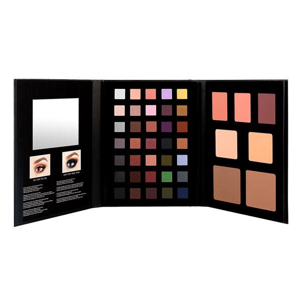 Professional makeup palettes
