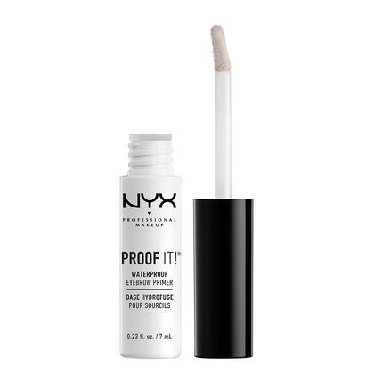 Proof It Waterproof Eyebrow Primer Nyx Professional Makeup