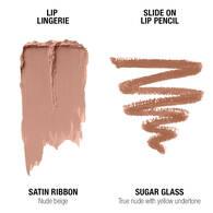 Lip Lingerie Lippie Duo - Satin Ribbon & Sugar Glass