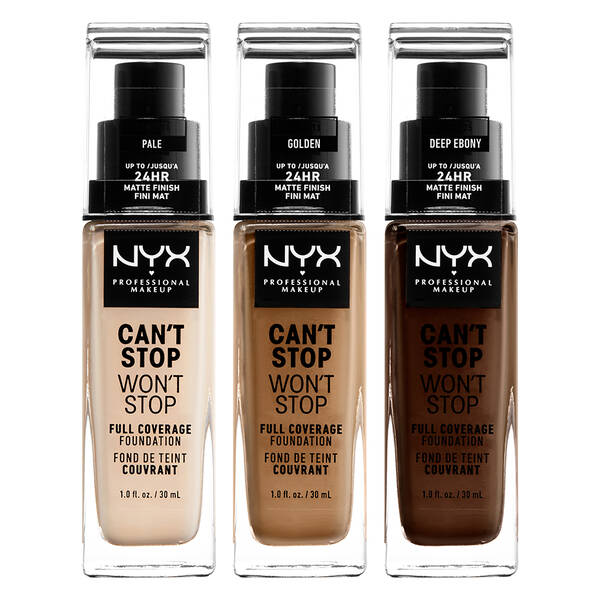 Can t Stop Won t Stop Full Coverage Foundation  747de0cb313a9