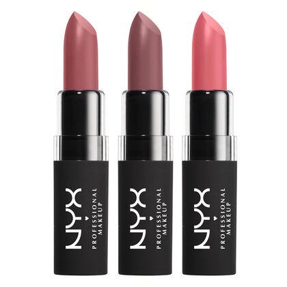 Velvet Matte Lipstick - Set 2