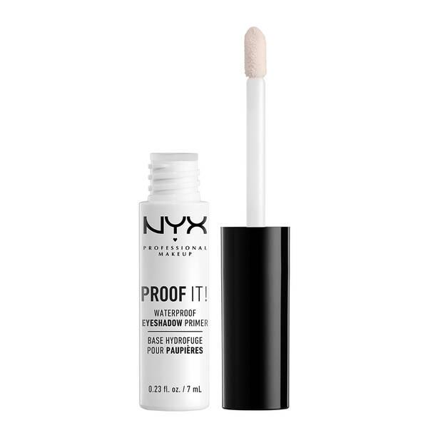 Proof It Waterproof Eyeshadow Primer Nyx Professional Makeup