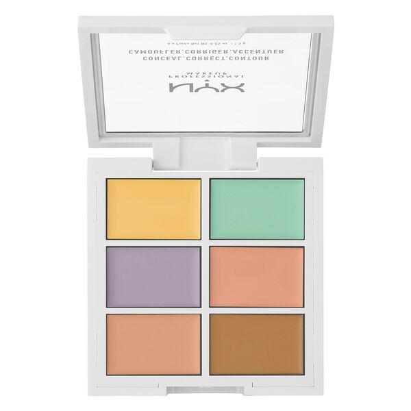 Image Result For Color Concealer Palette