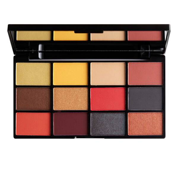 In Your Element Shadow Palette Fire Nyx Professional Makeup