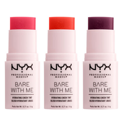 Bare With Me Hydrating Cheek Tint by Nyx Cosmetics