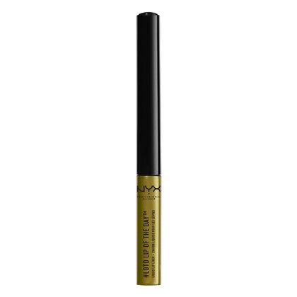 #LOTD Lip Of The Day Liquid Lip Liner