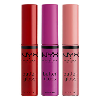 Butter Gloss Set 6
