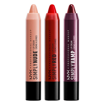 Simply Lip Cream Set 4