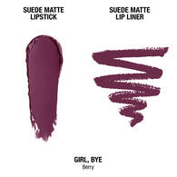 Suede Matte Lip Kit - Girl, Bye