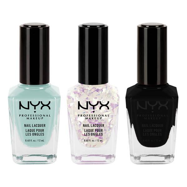 Nail Polish Catalog: NYX Professional Makeup