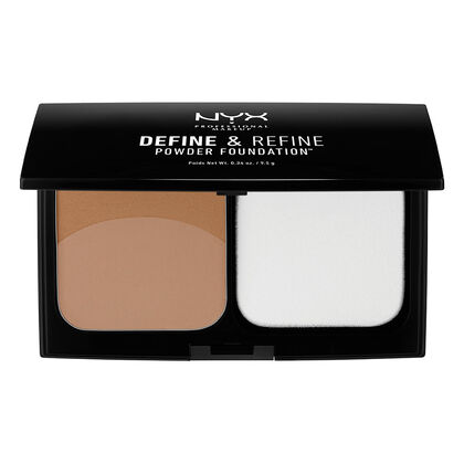 "Define &Amp; Refine Powder Foundation              <Span Class=""Product.Sample.Minicart.Class.Variationdetails""></Span> by Nyx Cosmetics"