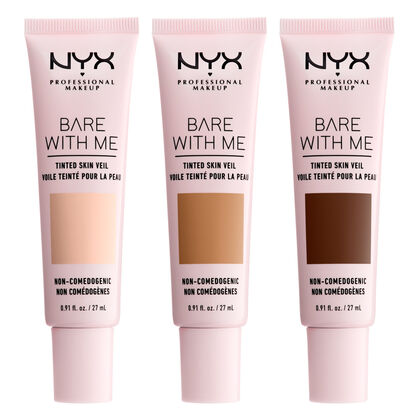 Bare With Me Tinted Skin Veil by NYX Professional Makeup #19