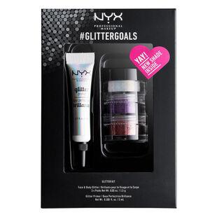 Glittergoals Kit 3 Nyx Professional Makeup